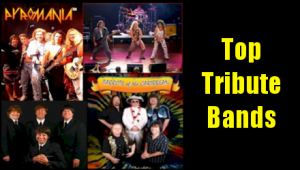 corporate event entertainment -  tribute bands